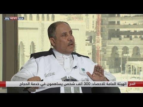 لقاء مع نائب رئيس الهيئة العامة للإحصاء عبدالله الباتل  - نشر قبل 31 دقيقة