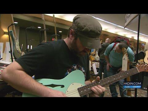 Thousands attend first Rose Quarter Guitar Festival