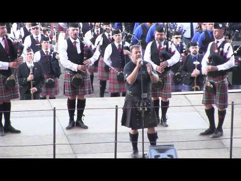 Peter Daldry - Flower of Scotland
