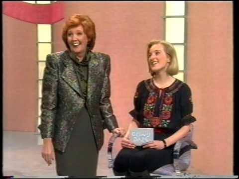 Blind Date With Cilla Black. 1990. Part 1