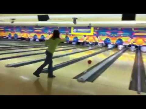 Birthday Bowling :)