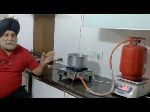 LPG Gas saving Device