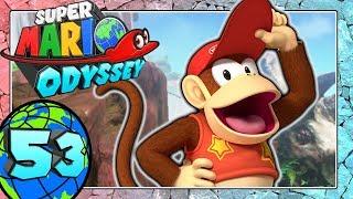 SUPER MARIO ODYSSEY Part 53: Diddy Kong im Kaskadenland