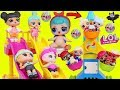 L.O.L. Surprise! Dolls New Baby Babysit Wrong Clothes Rescue House Lil Sisters DIY Custom Unboxed!