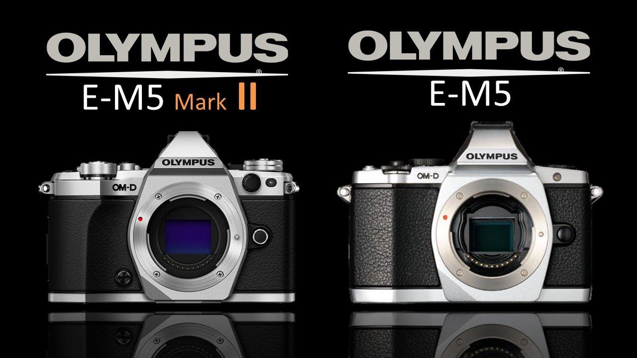Olympus E-M1 Mark II Rumors