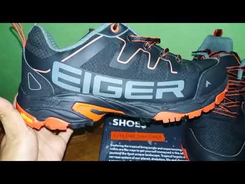 new style 2058f 2e85c Eiger Pulse Trail Run Man Shoes (Sepatu Eiger)