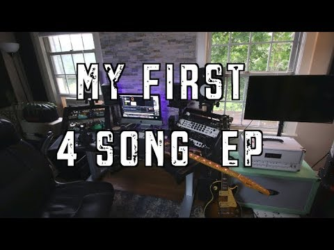 My 4 Song EP Is Here!