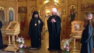 Слово митрополита Костромского и Нерехтского  Ферапонта в Неделю 7-ю по Пятидесятнице