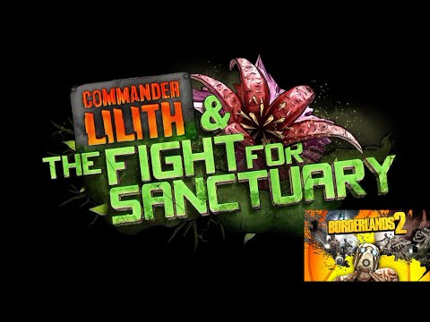 Borderlands 2 Addon DLC - Commander Lilith the Fight for Sanctuary - How to play.  
