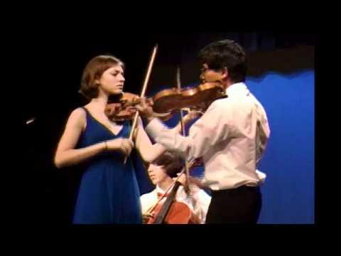 Northgate HS Strings Play Gettysburg