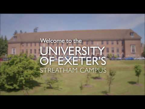 Campus Tour Of The University Of Exeter, Streatham Campus