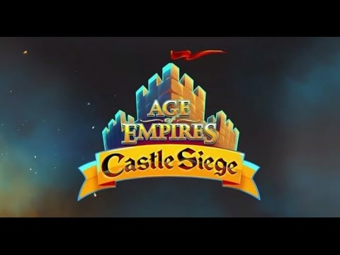 Age Of Empires Castle Siege - Tipo Clash Of Clans #compartilhe