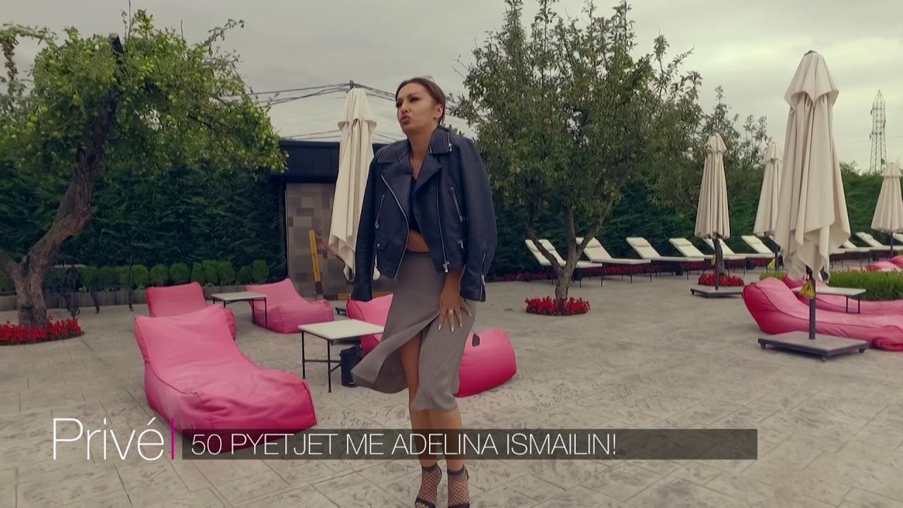 50 pyetjet me Adelina Ismailin!