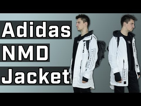 new style 8b529 4e2d1 Adidas NMD Utility Jacket REVIEW