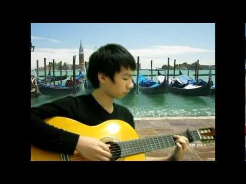 Butiran Debu Rumor guitar cover (fingerstyle) by Cristo Chandra