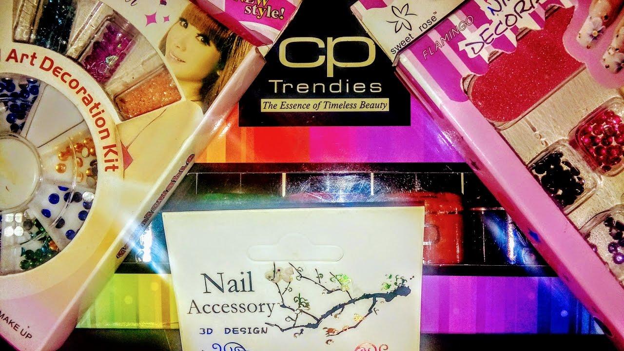 Cutepolish Nail Art Kit Essentials - To Bend Light