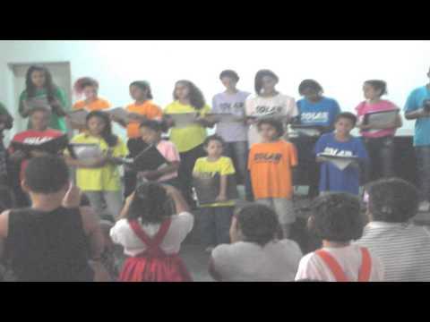 Coral Solar Bezerra de Menezes & Afro-Reggae - Afro-Lata // Dezembro 2012