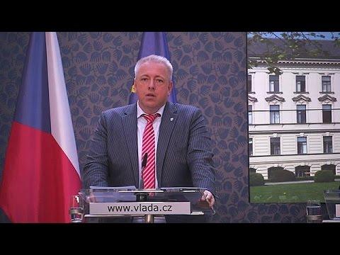 As Czechs slam door on migrants, Brussels warns of sanctions