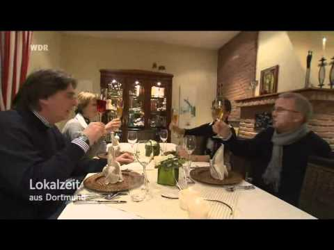 Lokalzeit aus Dortmund Restaurant im Wohnzimmer - YouTube