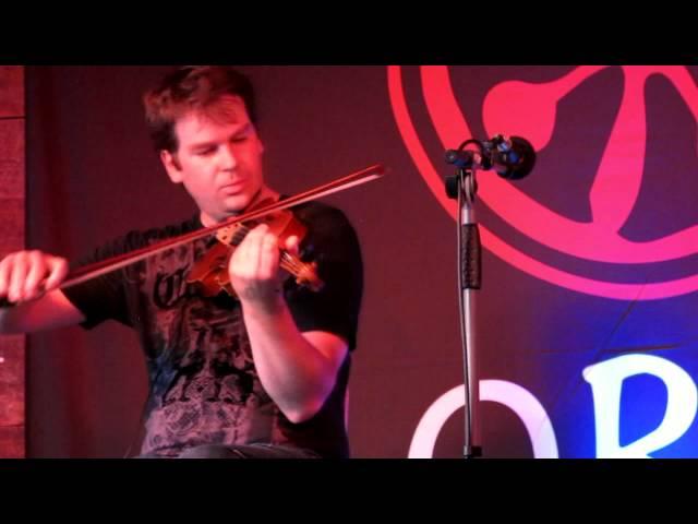 Korrö 2012 - Kristian Bugge (solokoncert) - Viggo Post, Strejkende general, scottish og tre polkaer