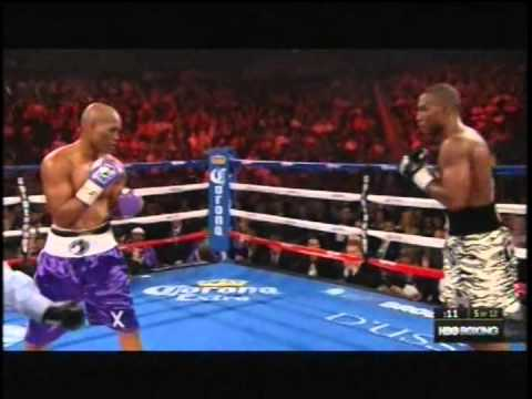 19-3-2013 Tavoris Cloud vs Bernard Hopkins