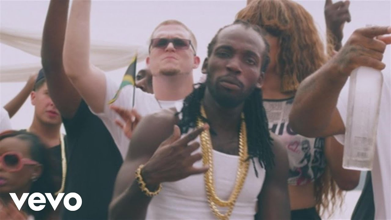 Download Mavado - Give It All To Me ft. Nicki Minaj