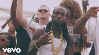Смотреть клип Mavado - Give It All To Me Ft. Nicki Minaj