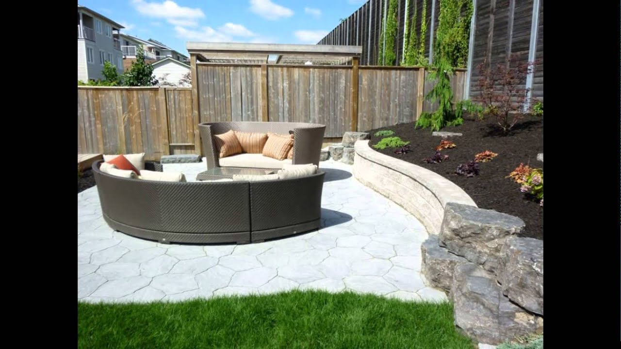 Backyard Ideas | Small Backyard Ideas | Backyard ...