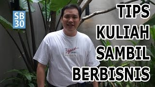 Repeat youtube video Tips Kuliah sambil Berbisnis