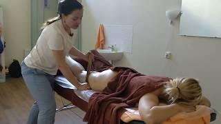 """УРОК """"Моделирующий антицеллюлитный массаж палкой"""""""