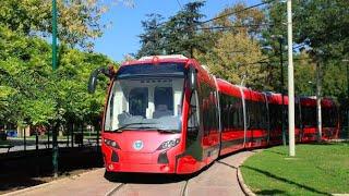 T1 Tramvay yolculuğu - Bursa