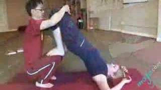 Thai Yoga Massage at Lotus Palm School