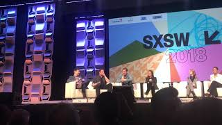 Elon Musk Crashes Westworld Panel at SXSW 2018 streaming