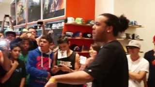 akapellah freestyle en Barquisimeto
