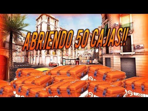 Critical ops - Abriendo 50 CAJAS!!
