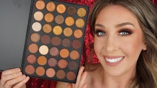 NEW Morphe 35R Palette | Swatches & Demo