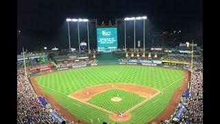 Kauffman Stadium: Royals vs Cardinals