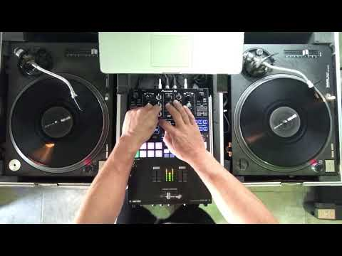 Hip Hop R&B Old School Popular Music Mix DJ (MR POWERZ #13)