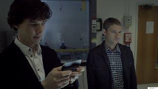 Доктор Стрэндж знакомится с Бильбо Бэггинсом. Шерлок. 2010