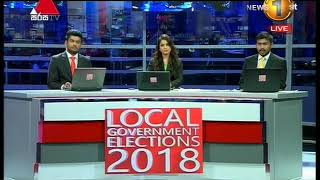 Local Government Elections 2018 Result Clip 18