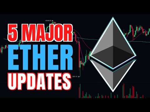 Ethereum: Top 5 Massive ETH Updates For April 🚀