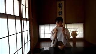 日本茶の文化に興味がある日本語学習者のかたへ。一緒に日本語で、抹茶を点ててみましょう。