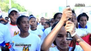 Videoclip Antorcha Juegos Nacionales 2018 Recorrido Azua