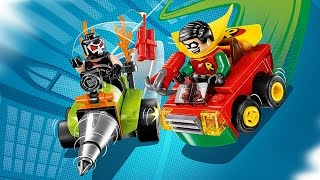 All Super Heroes Vs Super-Villains | LEGO DC Super Heroes Mighty Micros