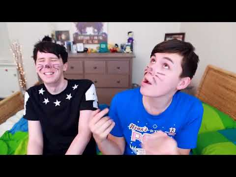 Dan and Phil- Two Sexy Boys