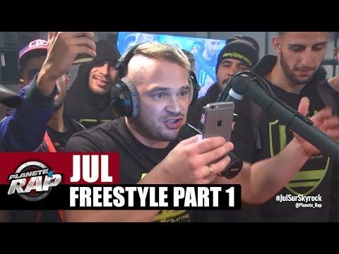 """Jul - Freestyle """"L'ovni"""" [Part 1] #PlanèteRap"""