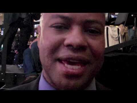 David Shaw Stanford Head Football Coach Interview At 2012 NFL Draft