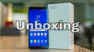 samsung galaxy j6 unboxing and hand on review.j6 infinity,