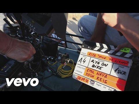 RITA ORA - Shine Ya Light - Behind The Scenes Pt. 1