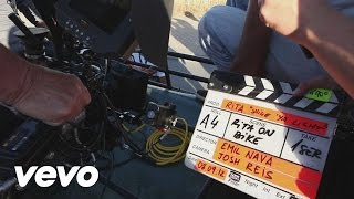 RITA ORA - Shine Ya Light - Behind The Scenes Pt. 1